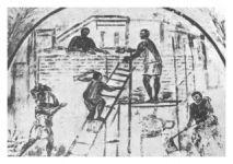 Constructores egipcios